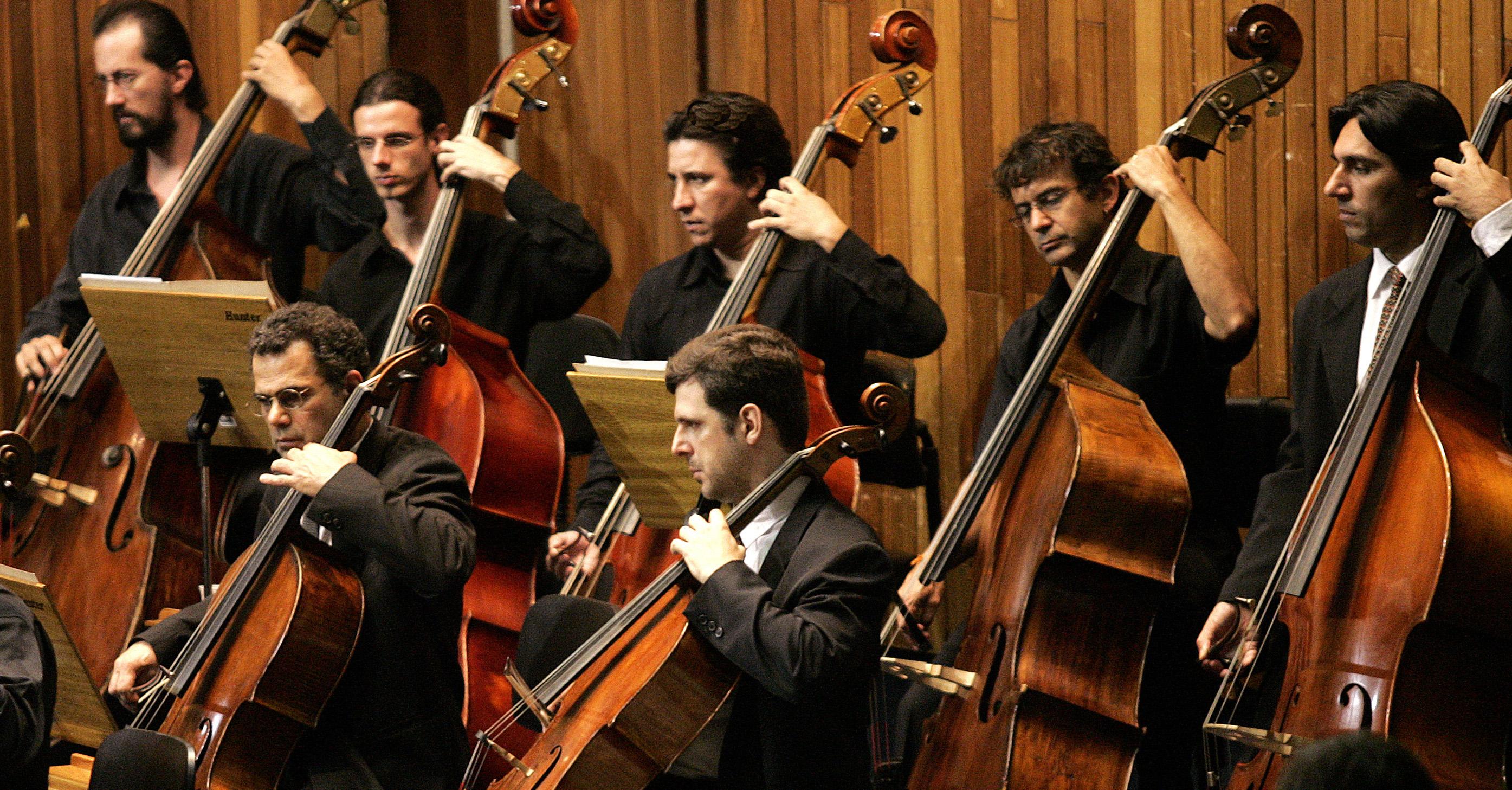 Apresentacao orquestra sinfonica sp